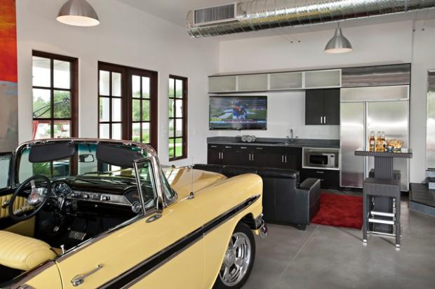 contemporary-garage