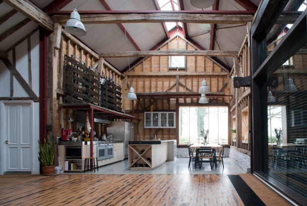 Ancient barn Conversion